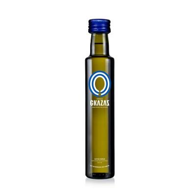 Gkazas extra virgin biologische olijfolie 500 ml